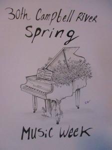 Poster Contest - piano
