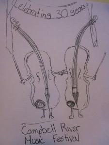 Poster Contest - violin